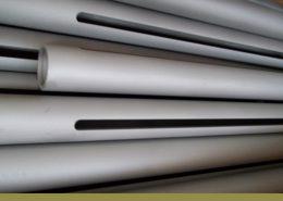 Trattamento anticorrosione: risultato della lavorazione su tubi