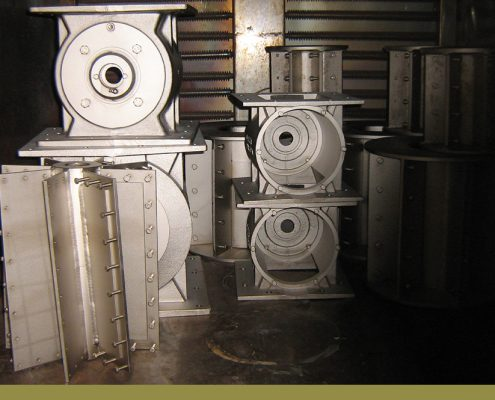 Impianto trattamento termico - Nicasil