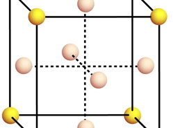 struttura chimica del nichel