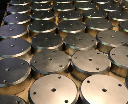 Trattamento Anticorrosione parti metalliche - Nicasil